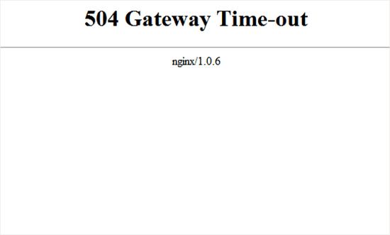 如何修复WordPress中的504网关超时错误