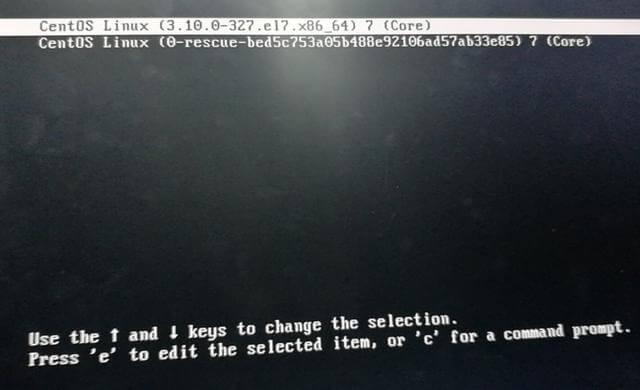 记一次centos 7内核升级事故