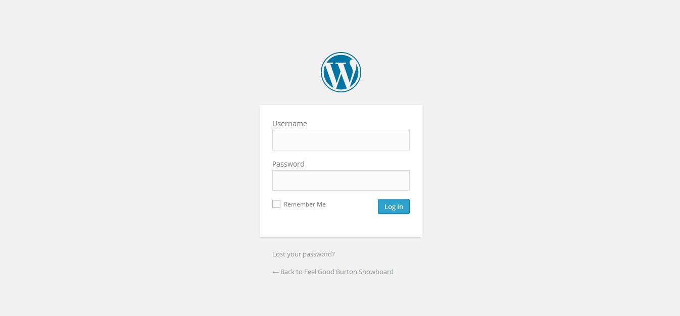 如何轻松自定义WordPress登录页面